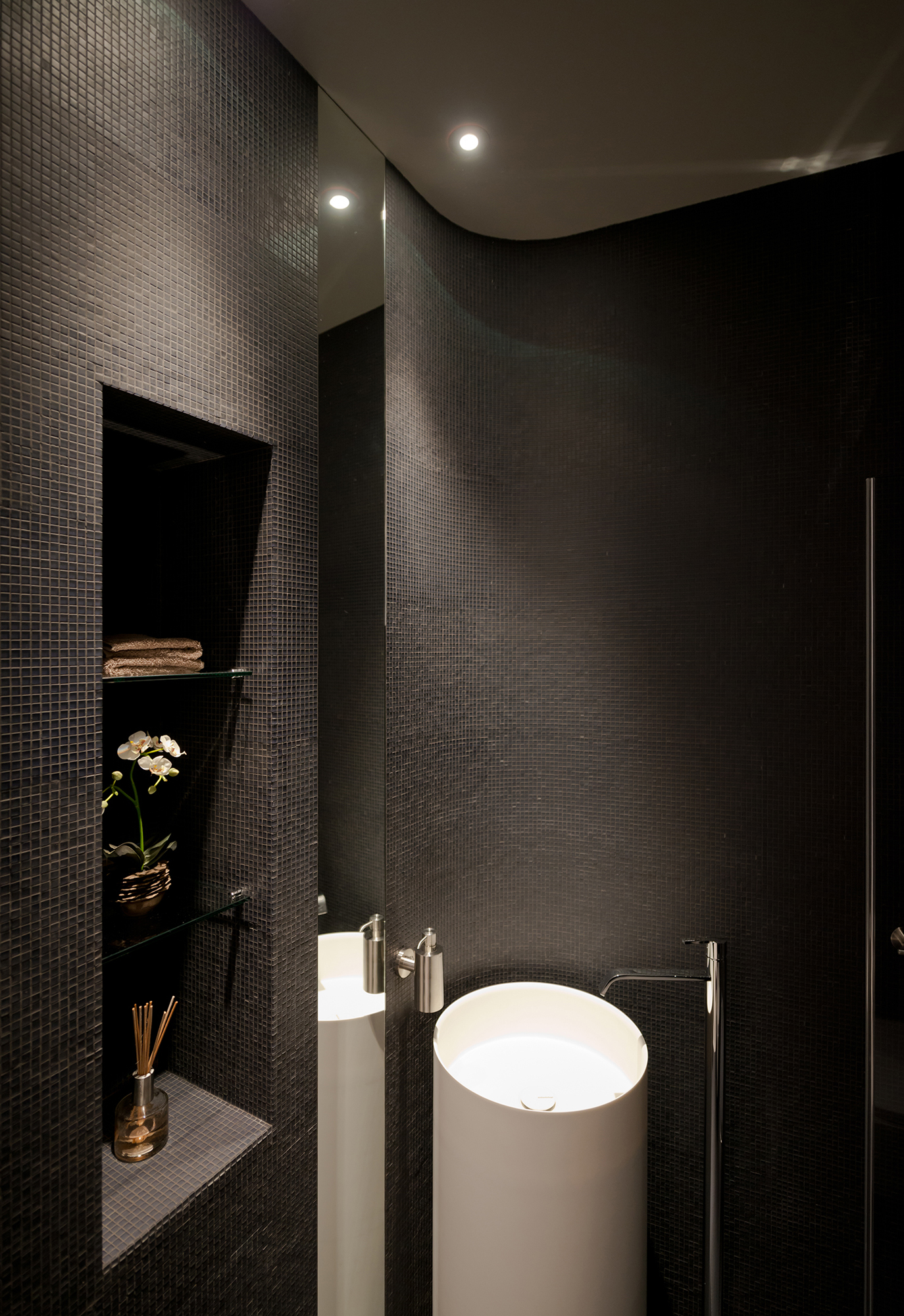 Sl project for Decoration des toilettes design
